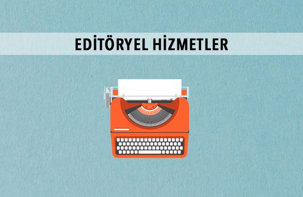 Editoryel hizmetler